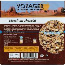 Buy Muesli Au Chocolat 100g