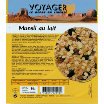 Buy Muesli Pocket Au Lait Aux Fruits 80g