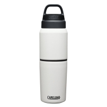 Buy Multibev Sst Vacuum Insulated 650ml White/White