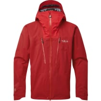 Acquisto Muztag Gtx Jacket M Ascent Red/Monza Red