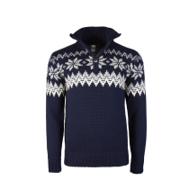 Achat Myking Sweater Navy/Off White/Light Charcoal