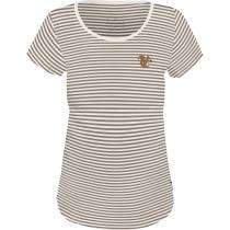 Achat Nüssli-Stibiizer T-shirt Taupe Grey Snowwhite Striped