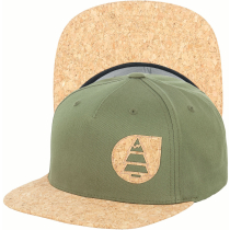 Buy Narrow Cap Dark Army Green