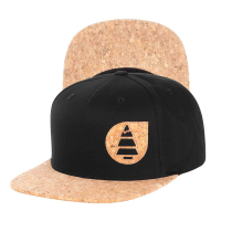 Achat Narrow Cap Black