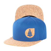 Achat Narrow Cap Blue
