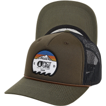 Achat Nelway Trucker Cap  Dark Army Green