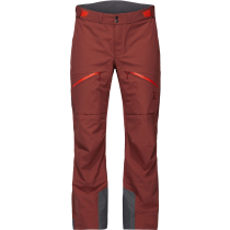Buy Nengal 3L PROOF Pant Men Maroon Red/Habanero