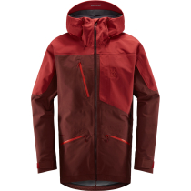 Achat Nengal 3L PROOF Parka Men Maroon Red/Brick Red
