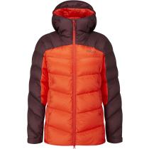 Buy Neutrino Pro Jacket W Deep Heather/Red Grapefruit