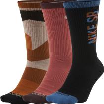 Achat Nike SB Everyday Max Lightweight Socks Multi-Color