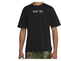 Buy Nike SB Tee Mosaic Black