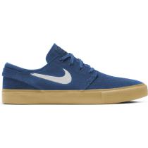 Achat Nike SB Zoom Stefan Janoski RM Court Blue/White-Court Blue