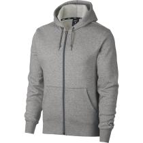 Kauf Nike SB Hoodie Icon Fz Essnl Dk Grey Heather/Black