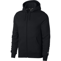 Buy Nike SB Icon Hoodie Fz Essential Black/Black