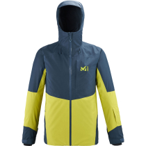 Acquisto Niseko GTX Jacket M Wild Lime/Orion Blue