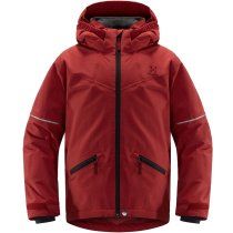 Compra Niva Insulated Jacket Junior Brick Red