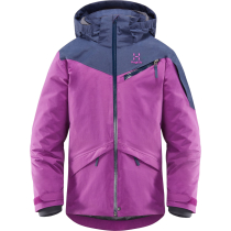 Achat Niva Insulated Jacket Jr Lilac/Tarn Blue