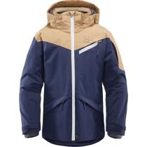 Achat Niva Insulated Jacket Jr Tarn Blue/Oak