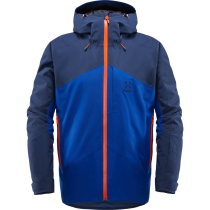 Kauf Niva Insulated Jacket Men Tarn Blue/Cobalt Blue