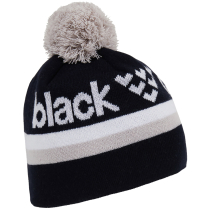 Kauf Nomen Beanie  Dark Blue/White/Grey