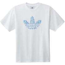 Buy Nora G SS Tee White/Sonic Aqua
