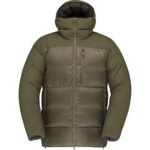 Buy Norrona Down750 Jacket M Olive Night