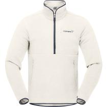 Buy Norrona Warm2 Halfzip Unisex Snowdrop