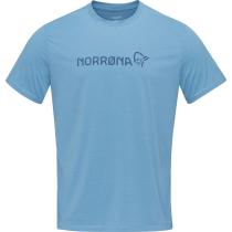 Acquisto Norrona Tech T-Shirt M Coronet Blue