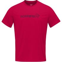 Kauf Norrona Tech T-Shirt M Jester Red