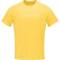 Buy Norrona Tech T-Shirt M Lemon Chrome