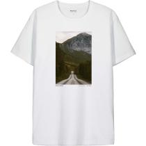 Acquisto Nowhere T-shirt White