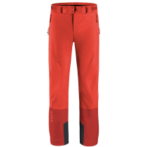 Kauf Nunatak Hybrid Pants W Orange Sunrise