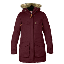 Buy Nuuk Parka Dark Garnet