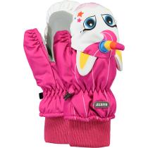Kauf Nylon Mitts 3D Kids Fuchsia