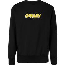 Buy Oakley Tridimensional Crewneck Blackout