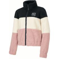 Buy Octavia Jkt W Black Misty Pink
