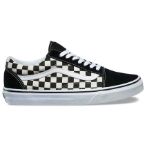 Buy Old Skool Primary Check Black/White