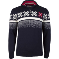 Achat Olympic Passion M Sweater Navy/Raspberry/White