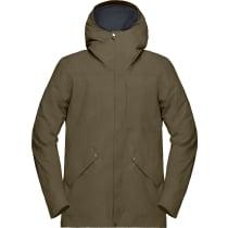 Buy Oslo Gore-Tex Jacket M's Olive Night