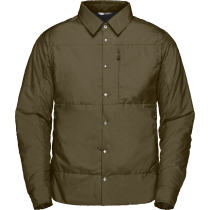 Achat Oslo Insulated Shacket M's Olive Night