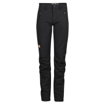 Buy Oulu Trousers W Black