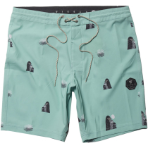 "Achat Outside Sets 18.5"" Boardshort Mint"