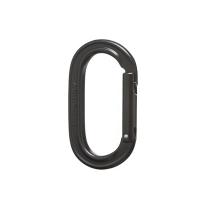 Buy Oval Keylock Carabiner Black