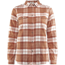 Acquisto Ovik Heavy Flannel Shirt W Terracotta Pink