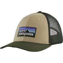 Buy P-6 Logo LoPro Trucker Hat El Cap Khaki
