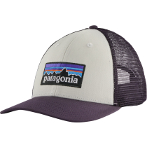 Buy P-6 Logo LoPro Trucker Hat White w/Piton Purple