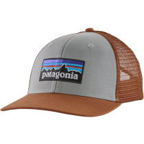 Acquisto P-6 Logo Trucker Hat Drifter Grey