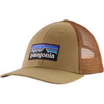 Kauf P-6 Logo LoPro Trucker Hat Classic Tan