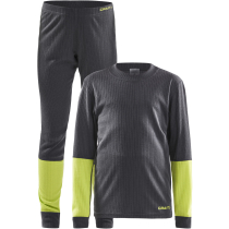 Achat Pack Baselayers JR Asphalt/Acid