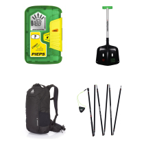 Buy Pack D.V.A. with backpack - DSP Sport